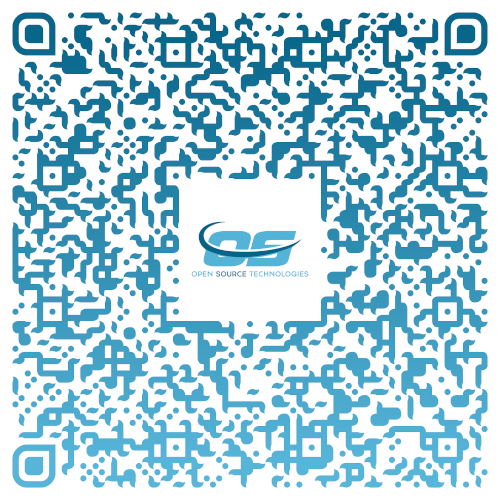 Scan QR Code for Contact Info